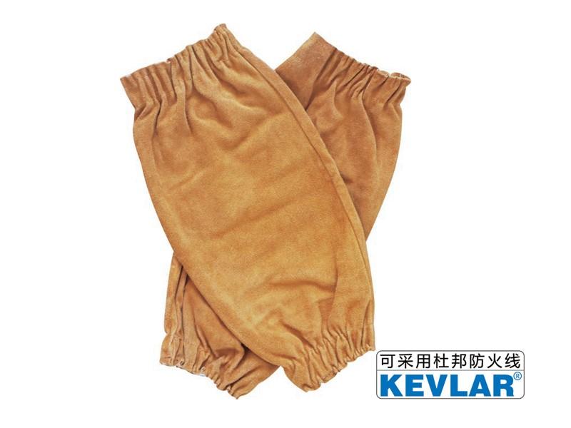 金黄色皮套袖LBB-11