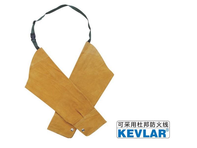 金黄色皮套袖LBB-3