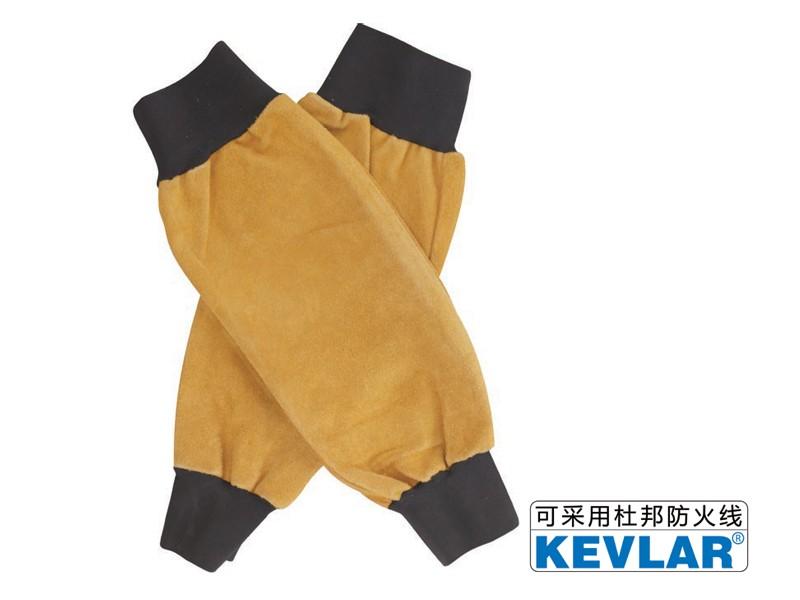 金黄色皮套袖LBB-2