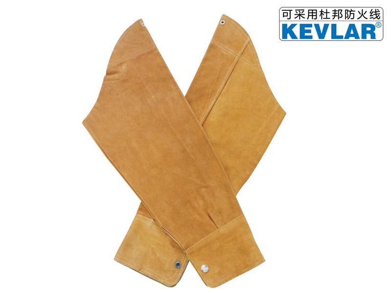 金黄色皮套袖LBB-1