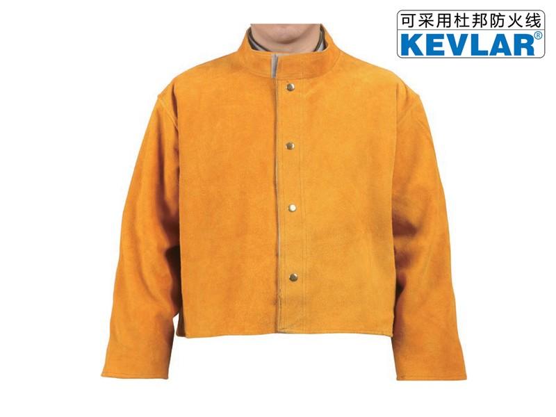 金黄色皮反穿衣LBA-24