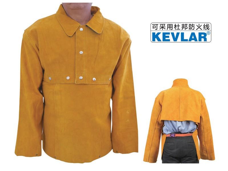 金黄色皮反穿衣LBA-20