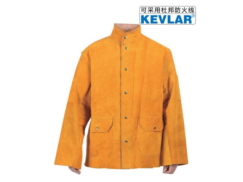 金黄色皮焊服LBA-27