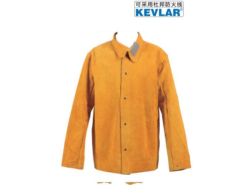 金黄色皮焊服LBA-3