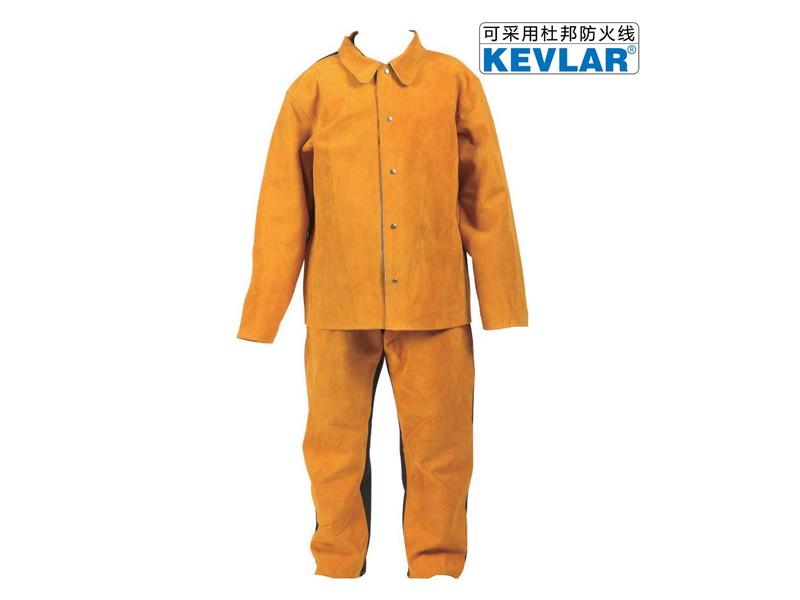 穿戴电焊服都有哪些作用?